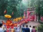 Fête des rois Hùng, symbole de l'union nationale