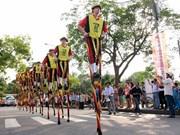 Les Échassiers de Merchtem prennent de la hauteur à Hanoi