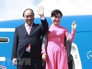 Le PM Nguyên Xuân Phuc quitte Hanoi pour Singapour