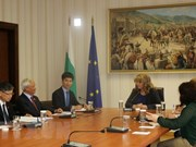 Le vice-président de l'AN Uong Chu Luu en visite de travail en Bulgarie