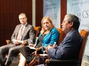 Les ambassadeurs vietnamien et américain parlent des liens