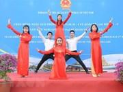 L'échange d'amitié Vietnam - Laos en Chine