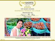 Le documentaire « Thu Thuy » remporte deux prix de TopShorts