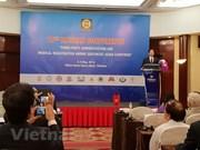 Médecine : le Vietnam prend la présidence tournante de MASEAN pour 2018-2020