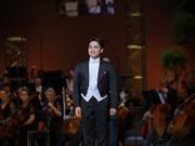 Ninh Duc Hoàng Long remporte un concours international d'opéra József Simándy