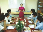 Lê Thi Kim Nga, créatrice d'un logiciel d'imagerie médicale