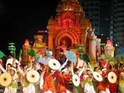 Ouverture de la Fête de la tour Ponagar à Nha Trang