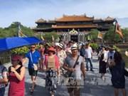Thua Thiên-Huê accueille plus de 750.000 touristes étrangers en quatre mois