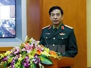 Le chef de l'Etat-major général de l'Armée reçoit le commandant adjoint des États-Unis