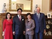 Le gouverneur général de la Nouvelle-Zélande soutient la coopération avec le Vietnam
