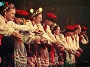 """Un festin musical dans le """"Village européen"""" à Hanoi"""