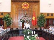 L'e-gouvernement pousse la réforme administrative, dit le PM