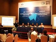 Vietnam et Australie coopèrent dans la promotion de l'égalité des sexes