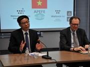 Le Vietnam cultive ses liens avec la Fédération Wallonie-Bruxelles