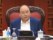 PM: Les intérêts légitimes des résidents de Thu Thiem doivent être assurés