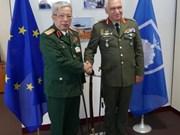 Le Vietnam veut renforcer ses liens de défense avec l'UE