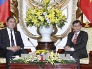 Vietnam et Mongolie intensifient leur coopération