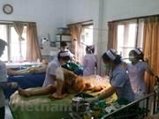 Un accident de car au Laos fait 12 blessés parmi les anciens Viêt kiêu