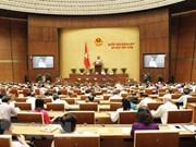 AN: les projets de loi sur les unités administratives et économiques spéciales et la planification