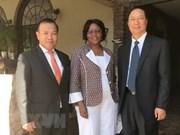 Le Botswana souhaite coopérer avec le Vietnam dans l'agriculture et les soins de santé