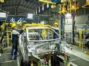 Colloque sur les industries auxiliaires de l'automobile