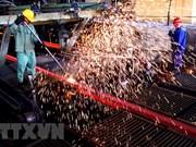Taxes sur l'acier : le Vietnam traite les demandes de l'USDOC