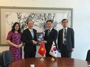 Le Vietnam actif en marge de la 71e Assemblée mondiale de la Santé à Genève
