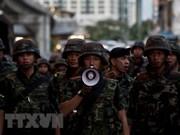 Armée : exercice militaire entre la Thaïlande et l'Australie et les Etats-Unis