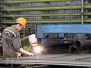 Le Canada enquêtte sur l'acier laminé à froid du Vietnam, de Chine, de R. de Corée