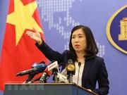 Le Vietnam condamne les violations de sa souveraineté en Mer Orientale