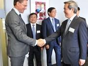 Le Vietnam privilégie la coopération économique avec la Belgique et l'UE