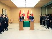 Le Japon va soutenir plus le développement durable du Vietnam