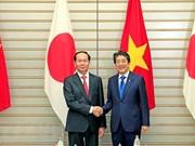Médias japonais : Vietnam et Japon coopèrent dans plusieurs secteurs