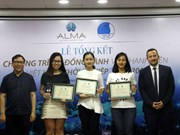 Cours « Smart Cities » en Israël : Bourses d'études à trois jeunes de startup brillants