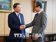 Vietnam et Japon coopèrent dans la sécurité publique