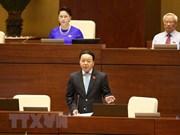 Les séances de questions-réponses se poursuivent à l'Assemblée nationale