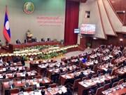 Ouverture de la 5e session de l'Assemblée nationale laotienne