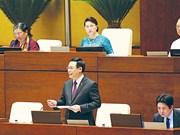 Les électeurs apprécient les séances d'interpellations à l'AN