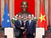 Le Vietnam est prêt à partager son expérience sur la riziculture avec la Micronésie