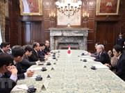 Le vice-PM Truong Hoà Binh a un calendrier chargé au Japon
