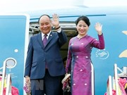 Le PM termine son voyage en Thaïlande pour des événements régionaux
