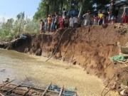 Une carte pour réduire les dégâts de l'érosion dans le delta du Mékong