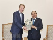 Le PM veut le soutien du WEF pour promouvoir les images du Vietnam