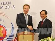 Le Forum économique mondial sur l'ASEAN 2018 se tiendra à Hanoi
