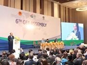 Succès de la 6e Assemblée du Fonds pour l'environnement mondial