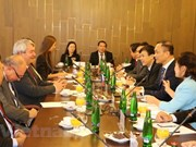 Les organes législatifs vietnamiens et tchèques cherchent à renforcer leurs liens