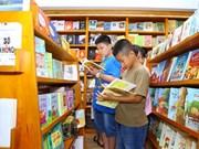 Abondance de livres pour les enfants cet été