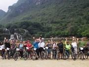 Cao Bang à vélo par monts et par vaux en plein d'été