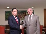 Le Vietnam et le Brésil dynamisent leur partenariat intégral