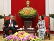 Renforcement de l'amitié Vietnam-Cuba